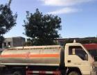 转让 油罐车东风二手原装洒水车油罐车加油车