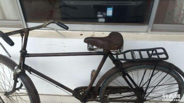 出售日本光字牌古董自行车_菏泽自行车/电动车_菏泽