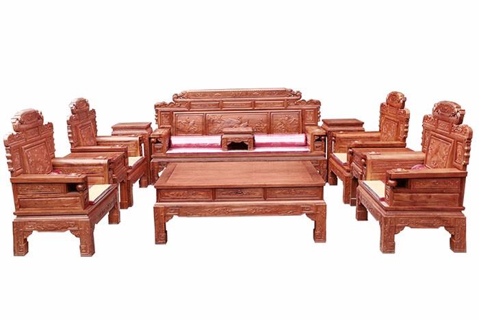 花梨木家具怎样挑-花梨木家具价格及图片