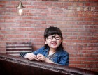 哈尔滨摩天轮儿童摄影