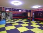 散打武术跆拳道自由搏击专业教学