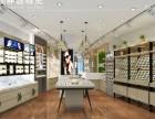 深圳开源精工实业有限公司 眼镜店装修设计 眼镜展柜定制