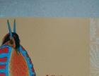 中国鸟——黄腹角雉邮票小本票(第一组)普31 全品