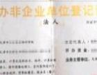 转让天津某职业培训学校办学许可证