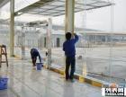 嘉定南翔镇工业园厂房保洁/厂房环氧地坪清洗上蜡