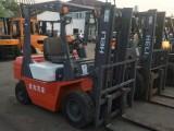 供应二手叉车 3吨合力电动叉车