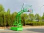 沈阳市昊峰体育器材教你买优惠的液压篮球架 黑龙江液压篮球架