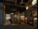 粤海餐馆装修 粤海餐馆装修设计 粤海餐馆装修设计公司