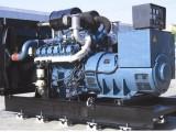 济南柴油发电机散热器的维护