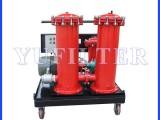 手推式LYC-A液压油滤油机