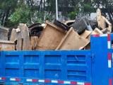 越秀区垃圾清运车队