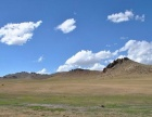 自驾呼伦贝尔大草原体验标致301性能