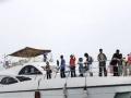 青岛租船出海钓鱼观光
