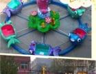 厂家出售儿童乐园旋转木马豪华火车儿童蹦极激光战车猴子拉车