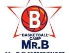 Mr.B外教篮球训练营持续招生