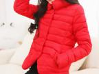 一件代发2014新品冬款韩国名媛宽松立领小棉服短外套棉衣微信代理