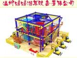 铛铛儿童户外拓展/大型户外儿童游乐拓展训练/儿童攀爬架