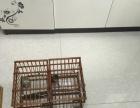 手工制鸟笼子