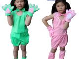 夏季儿童动物服装表演服  cosplay动漫服装 小鸡小鸭羊演出