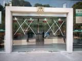 上海厂房工业办公室玻璃门安装店铺平移自动门维修价格