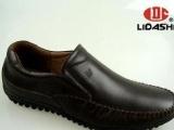 2013新款 小批量起订 真皮男士皮鞋
