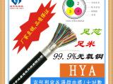 HYA充气通信电缆 100对0.5大对数电缆 hya室外电话电