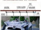 汽车宣传挂画,电动升降吊旗,升降横幅。