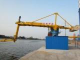 盐城科德KDL固定式粉煤灰水泥矿粉螺旋式卸船机