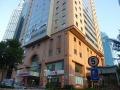 竹园写字楼(东方国际科技大厦)500平, 精装带隔断, 朝南