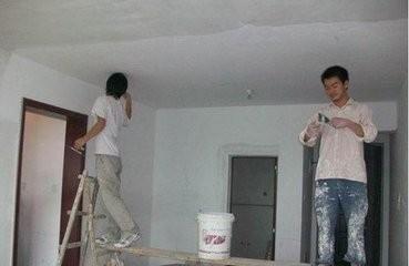 卢湾区淮海中路附近办公室装修刷油漆 墙面修补粉刷服务