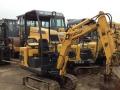 玉柴 YC13-8 挖掘机  (二手小型挖掘机出售)