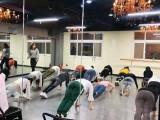 周口学瑜伽周口街舞培训周口街舞培训哪里有