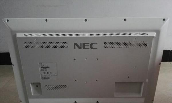 32寸日本NEC显示器转让