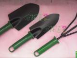 园艺三件套 铲子 耙子 家庭栽花种花必备小工具