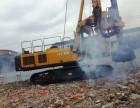 旋挖机出租出售旋挖机打桩,打桩机