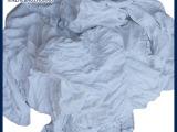 批发销售 中山白色纯棉玻璃擦机布废布 现货白色大小擦机布