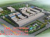 工业厂房效果图设计,工厂效果图设计,厂房效果图设计
