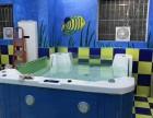 重庆婴儿游泳馆加盟开婴儿游泳馆找金妙奇婴儿游泳设备