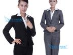 深圳美绅服饰2015春装新款韩版女装修身长袖OL通勤职业套装