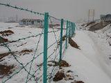 朋英 刀片刺绳网 镀锌钢丝 喷塑护栏网 生产厂家