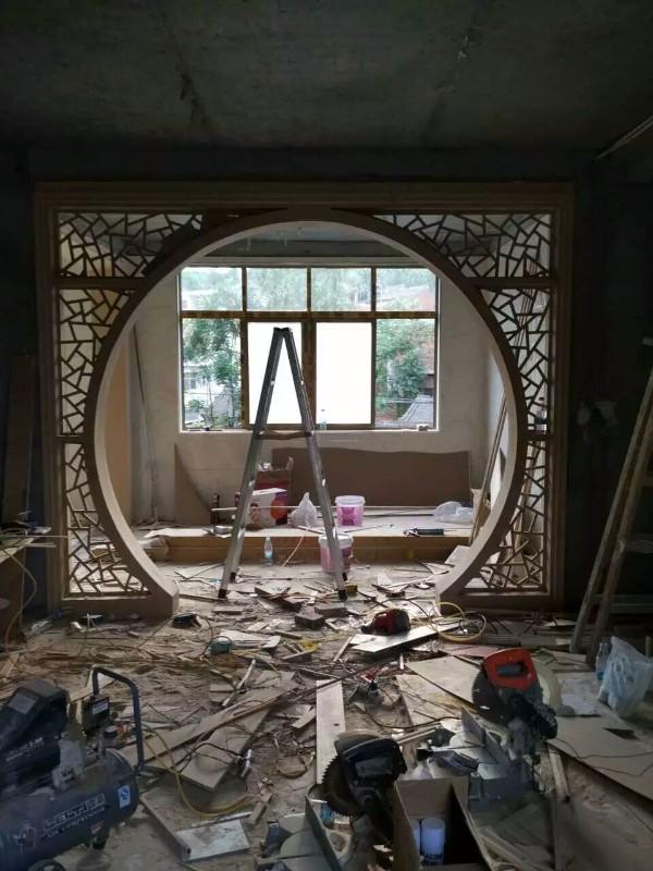卢氏室内木工装修