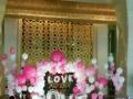主题生日气球布置,车展气球布置,百日宴气球布置,婚礼地爆