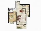 万松小区二手房,正规一室一厅,不限购,朝南,有阳台,可以过户