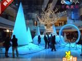 广州景区公园商场酒店楼盘街道节日夜景专业效果图设计