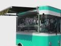 流动小吃车多功能电动四轮快餐车移动美食房车路边摊冷饮奶茶车