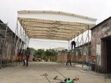 苏州吴中区直销大型活动雨棚 伸缩式推拉蓬 仓库遮阳储货篷