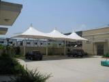 膜结构景观棚专业制造厂家,厂家供应膜结构景观棚