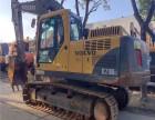 出售沃尔沃210挖掘机