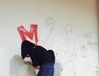 专业墙绘 人像漫画 手绘