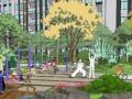 益阳专业园林别墅、小区、公园、风景区景观设计